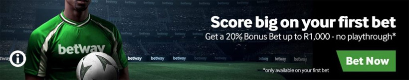 Score Big with Betway