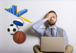 Dealing With A Losing Run In Sports Betting